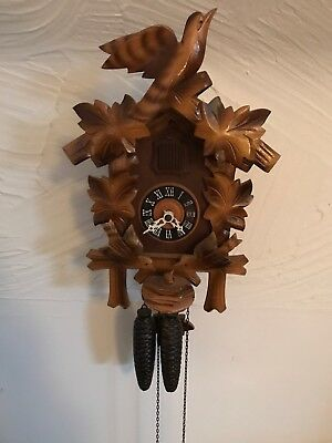Vintage German Cuckoo Clock.