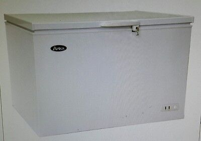10 cu. ft. Atosa MWF9010 Solid Top Chest Freezer