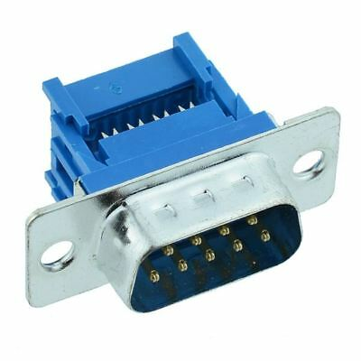9-Way IDC Male D Plug Connector