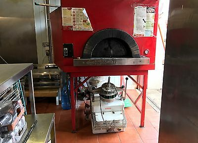 ***MODENA Commercial Gas Stone Baked Pizza Oven***