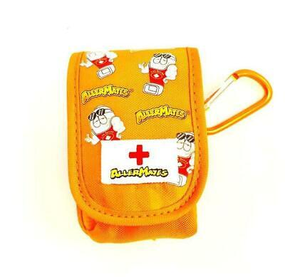 Allermates Children's Epi-Pen & Asthma Inhaler Holder Carrying Case Insulated