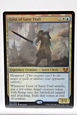 Geist of Saint Traft MTG MAGIC ISD Innistrad Eng//Ita//Asian Geist di San Traft