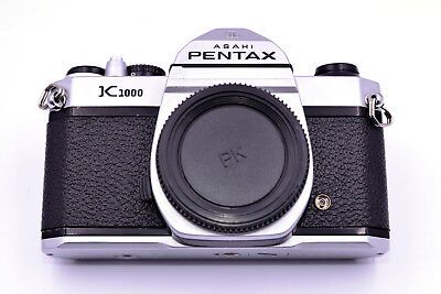Pentax K1000 Replacement Cover - Laser Cut Genuine Leather