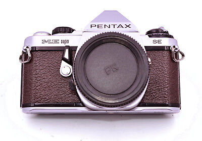 Pentax ME Super Replacement Cover - Laser Cut Recycled Leather