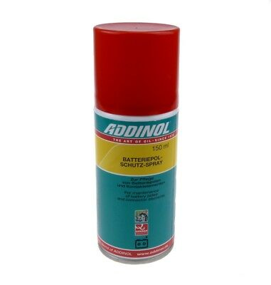 3,30€/100ml ADDINOL Batteriepolschutzspray 150 ml