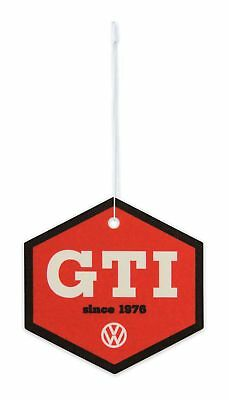 VW GTI Volkswagen VW Collection Air Freshener Coconut