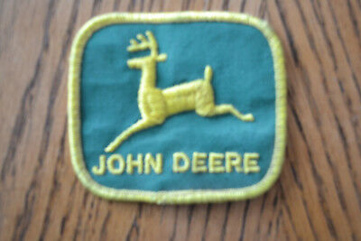John Deere Embroidered Patch