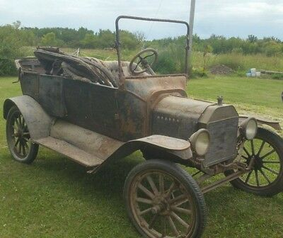 1915 Ford Model T  Ford Model T 1914/1915 Touring Matching Number Car C22420  Early mfg