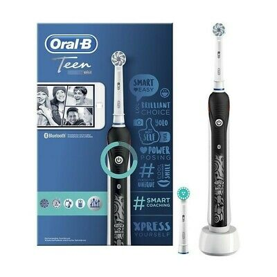 Cepillo Dental ORAL-B D601 Teen Negro