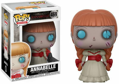 Funko Pop From The Conjuring Annabelle No 469