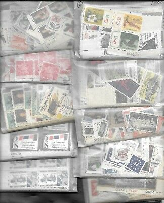 USA postage lot of 5c, and 6c stamps x1000 ea Face value $110.00 face value mint