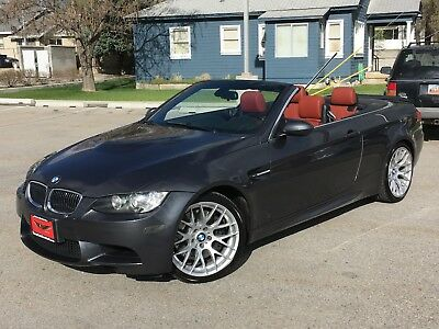2008 BMW M3 Hardtop Convertible RARE FIND - VERY CLEAN, LOW MILE Hardtop Convertible ///M3