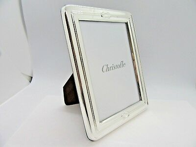 Christofle Silver Plated Picture Frame