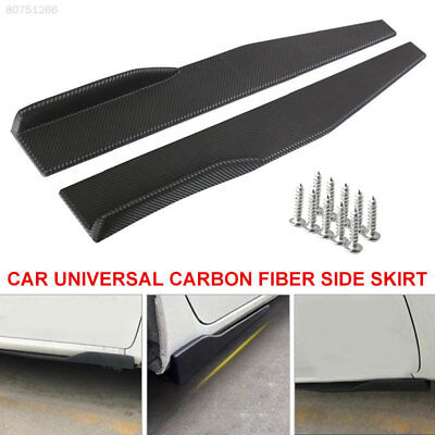 82FE Side Skirt Car Spoiler Universal Side Spoiler Spoliter Wing Body Kit