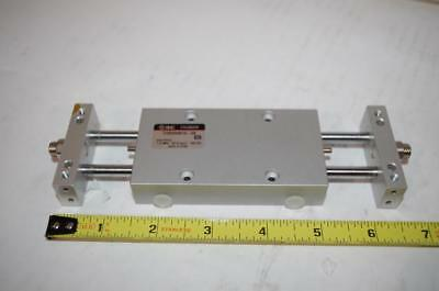 Smc Pneumatic #  Cdbxwm10-50    Pneumatic Actuator Linear Slide  New!