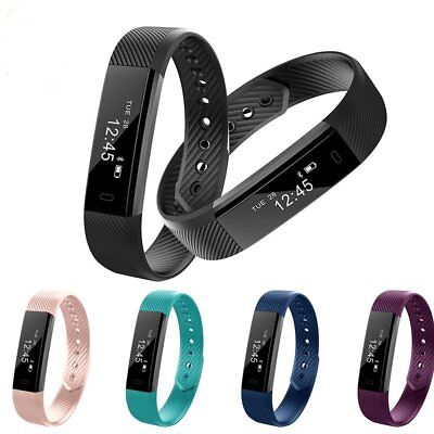 ID115 F0 Activity Fitness Tracker Smart Watch Bluetooth FITBIT   Calorie Counter