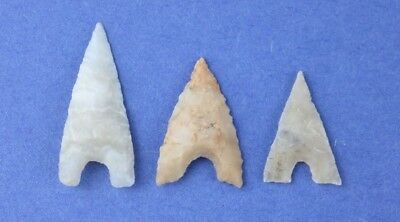 3 Egyptian Points - Translucent - Colorful - Authentic