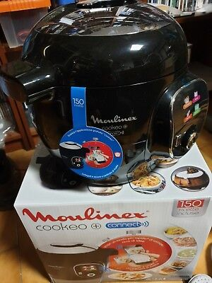 Moulinex cookeo connect con 150 ricette