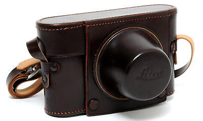 Vintage Leica case for Leica IIIg - IIIf for using with Leicavit mint condition
