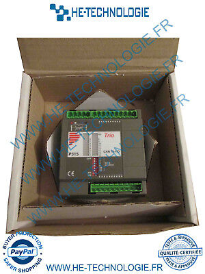 Trio Motion Technology CAN Module P315 16 I/O Motion Coordinator