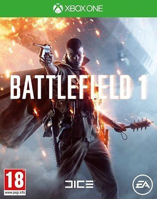 Battlefield 1 (Xbox one)  - MINT - 1st Class SUPER FAST & FREE Delivery