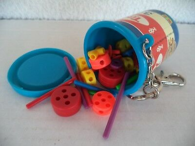PREOWNED THE CLASSIC Tinker Toy Construction Set 33 Mini