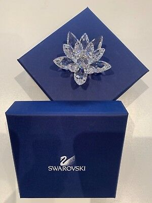 Swarovski Crystal flower