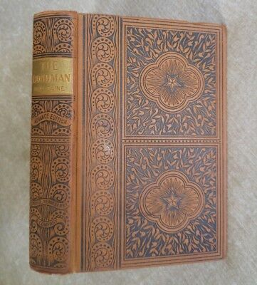 The Bondman Hall Caine Antique Victorian Bestseller Icelandic Fictional Saga