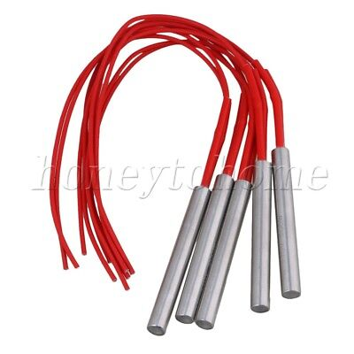 5pcs AC110 V 300W 9.5 x 80mm Electric Heating Element Cartridge Heater