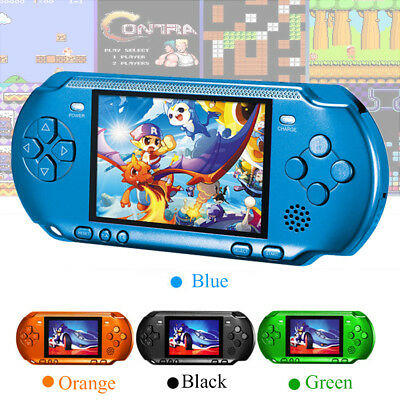 """3.2"""" Portable Video Handheld Game Console Player 318 Games 8 Bit Built-In USA"""