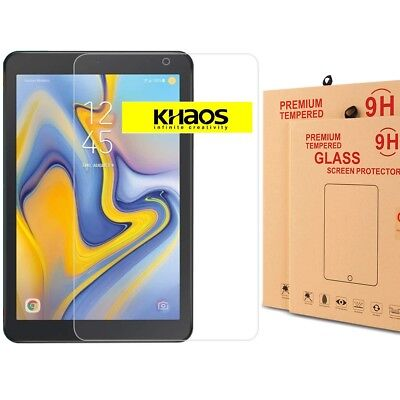 KS For Samsung Galaxy Tab A 8.0 (2018) [SM-T387] Tempered Glass Screen Protector
