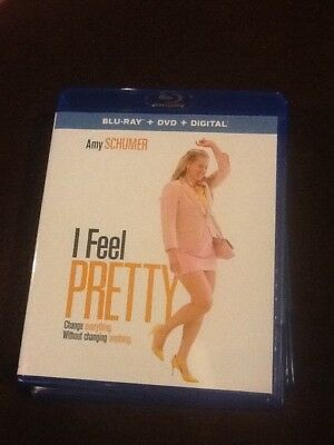 I Feel Pretty w/ Amy Schumer (Blu-ray  2018)