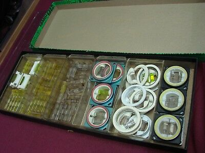 Vintage Level Repair Parts Group 2- Replacement Vials and Holders Stanley NR