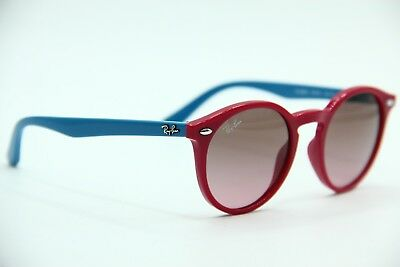 5f60cb64bde New Ray-Ban Junior Rj 9064S 7019 14 Pink Sunglasses Authentic Frames 44-