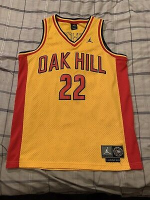33c30ffdb134 ... where to buy vintage carmelo anthony 22 oak hill academy nike swingman  jersey mens medium d78cd