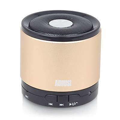 Portable Bluetooth Wireless Speaker with Microphone Bluetooth v4.0 3W Speaker