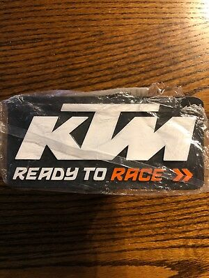 KTM trailer hitch cover. New in box UPW1861110