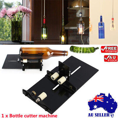 Glass Bottle Cutter Wine Bottles Jar Cutting Machine Recycle Handmade DIY Tool