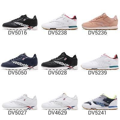04df89ac1a6 Reebok Classic Leather Altered LTHR Men Women Vintage Running Sneakers Pick  1