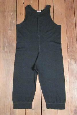 Vintage Brendamour Sporting Goods Wool Swimsuit Antique Bathing Suit Victorian
