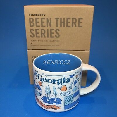 STARBUCKS City Mugs - GEORGIA - BEEN THERE SERIES - *NEW RELEASE* collection