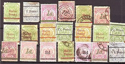 Old    Africa * Cape Provinces   Used & Mint  == 20 == Unsorted