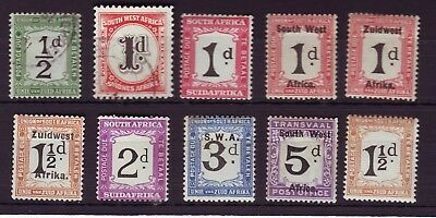 Old Africa  * Cape Provinces     Mint  == 8 == + 2  Used