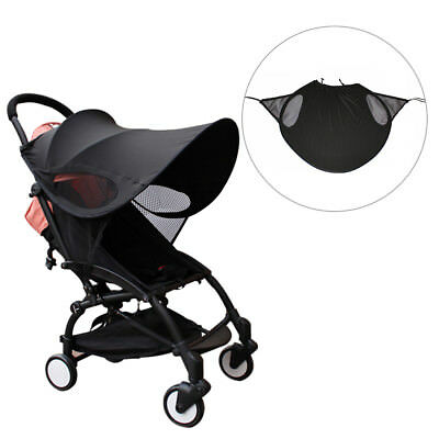 Universal Baby Buggy Mosquito Cover Net Stroller Anti-UV Sun Shade Protector