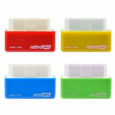 ECO OBD2 Detector Flasher Fuel Power Economy Chip Tuning Box fit for Petrol Cars