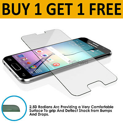 For Samsung Galaxy S7 - 100% Genuine Tempered Glass Screen Protector