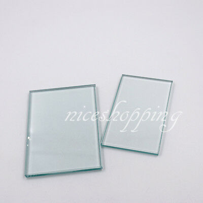 1 Pc Dental Lab Mixing Glass Slab Small/Large Size for Mixing Dental Composition