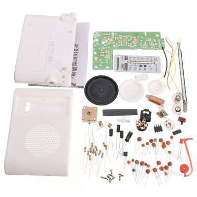 CF210SP AM/FM Radio Experimental Board DIY Part Education Electronic Project Kit