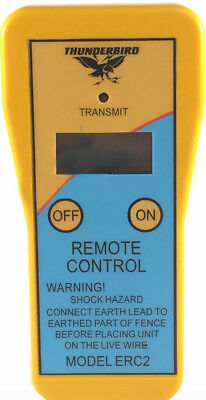 Electric Fence Energiser Remote On Off Fence Tester Control Thunderbird Farm