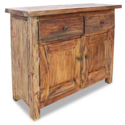 Sideboard Side Cabinet Cupboard Chest Handmade With Drawers Solid Reclaimed Wood